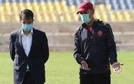 با استعفای مدیرعامل باشگاه سرخ پوشان پایتخت موافقت شد