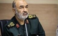 سردار سلامی: حباب امنیت ملی اسراییل ترکید