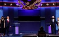 مناظره انتخاباتی      میان ترامپ و بایدن آخرین مناظره انتخاباتی برگزار شد.