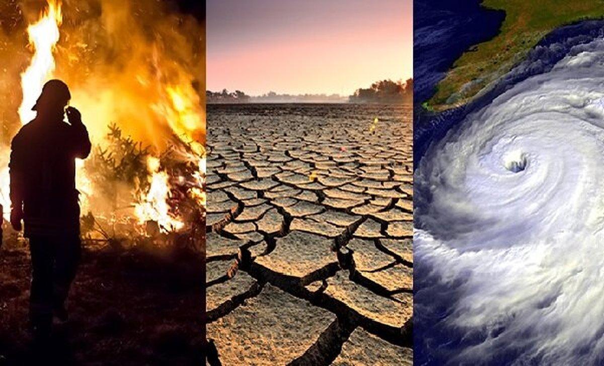 همچنان با خشکسالی در فصول گرم سال مواجهیم