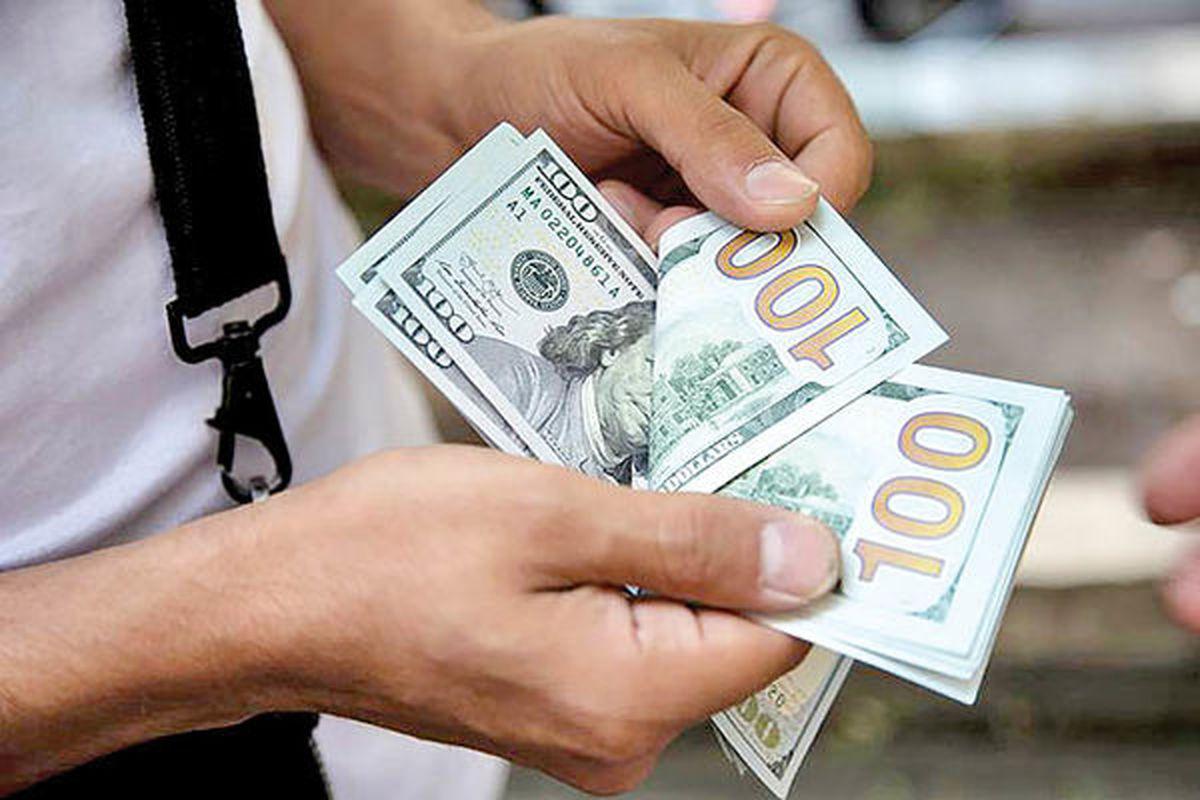 چهارضلعی افت نرخ دلار   بازار ارز به مسیر نزولی بازگشت