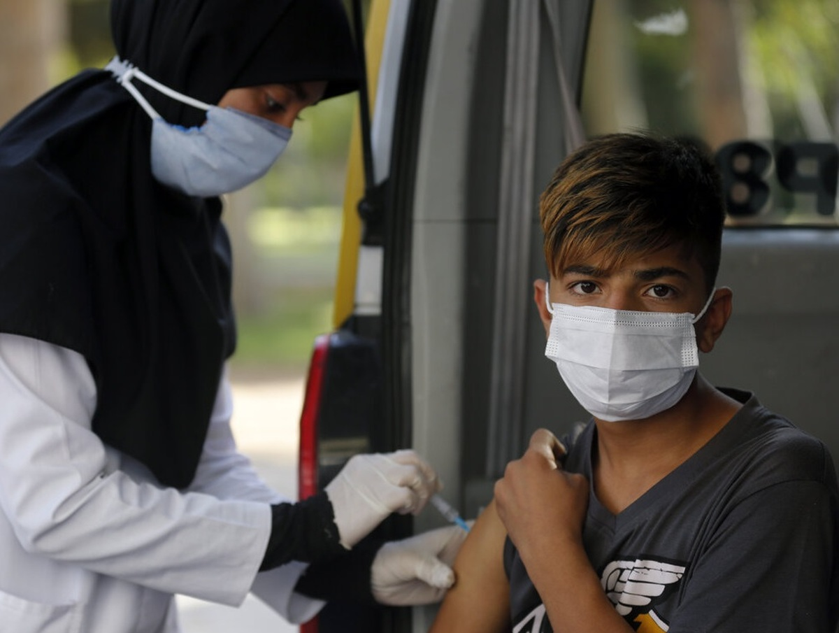 تزریق واکسن کرونا برای کودکان هیچ مشکلی ندارد