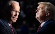 نظر سنجی   |   رئیسجمهور آمریکا فاصله خود را با جو بایدن به نصف کاهش داده