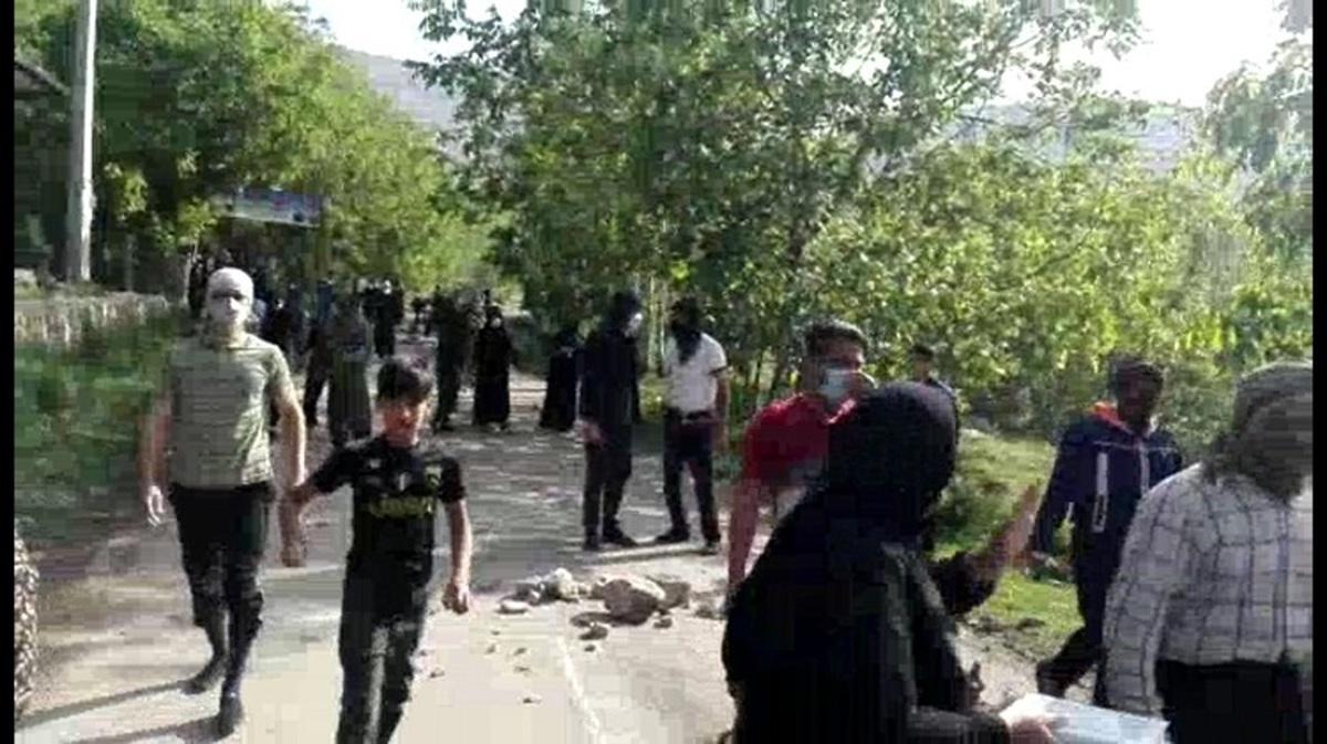 دستگیری منتشر کنندگان فیلم درگیری «کهمان» لرستان