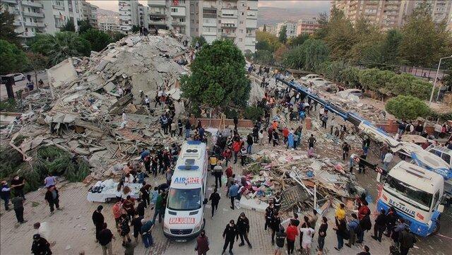 هلال احمر ایران  |   کمک به ترکیه منوط به درخواست آن کشور است