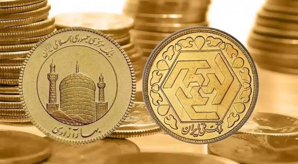قفل قیمت سکه شکسته می شود؟   پیش بینی قیمت سکه در بازار