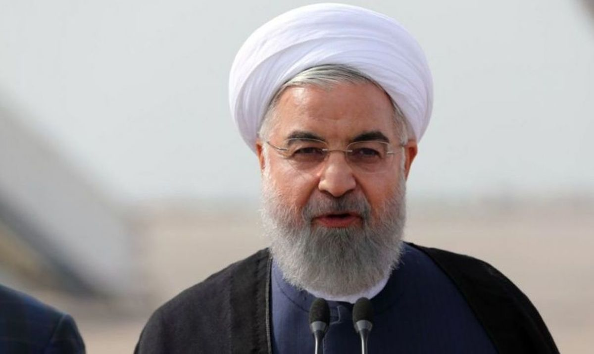 رییس جمهور      بالاخره دنیا به نفت و گاز ایران نیاز دارد