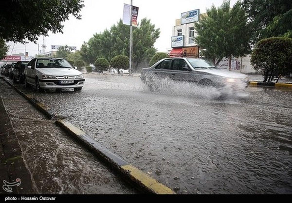 هشدار وقوع سیلاب ناگهانی در ۱۷ استان