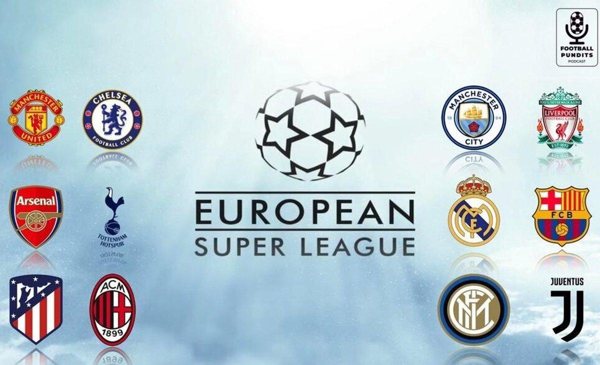 خبرهای جنجالی از تیم های سوپرلیگ اروپا+ عکس | تیم های سوپرلیگ اروپا جا زدند؟