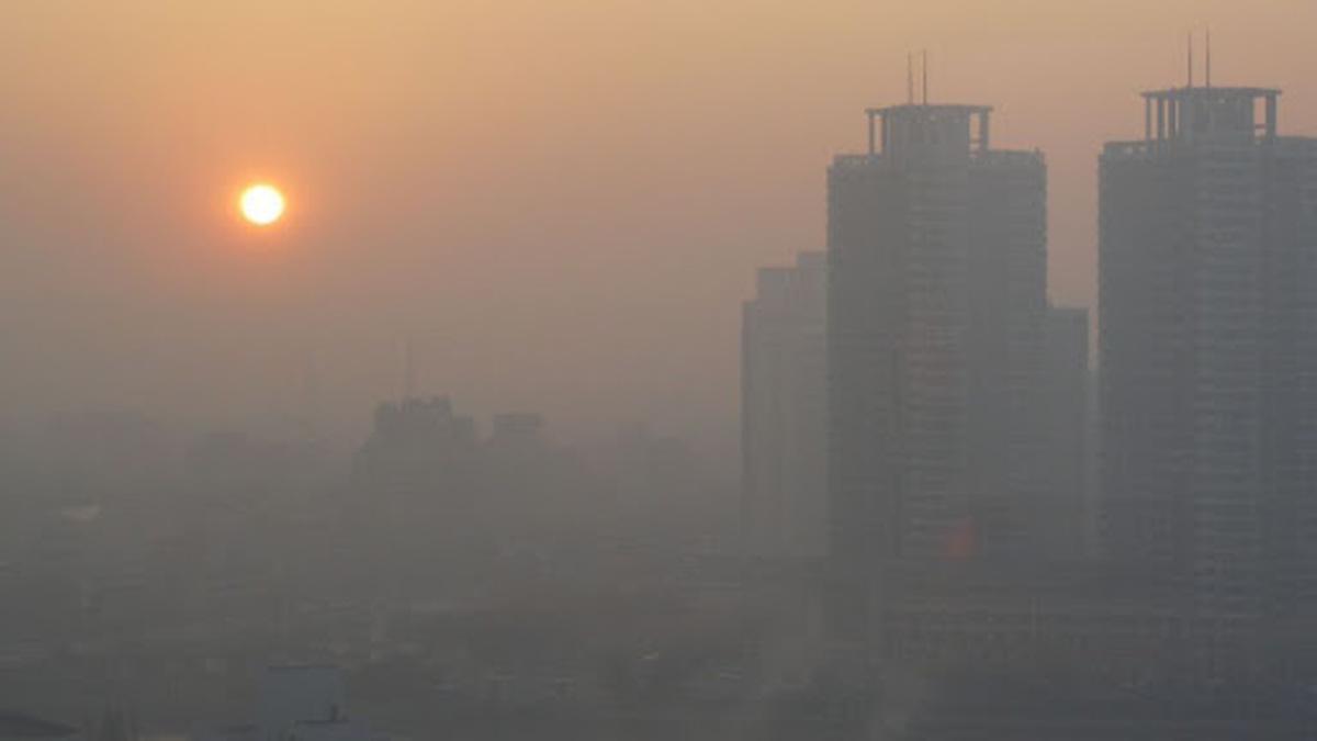 کیفیت هوای تهران در شرایط ناسالم برای همه افراد قرار گرفت