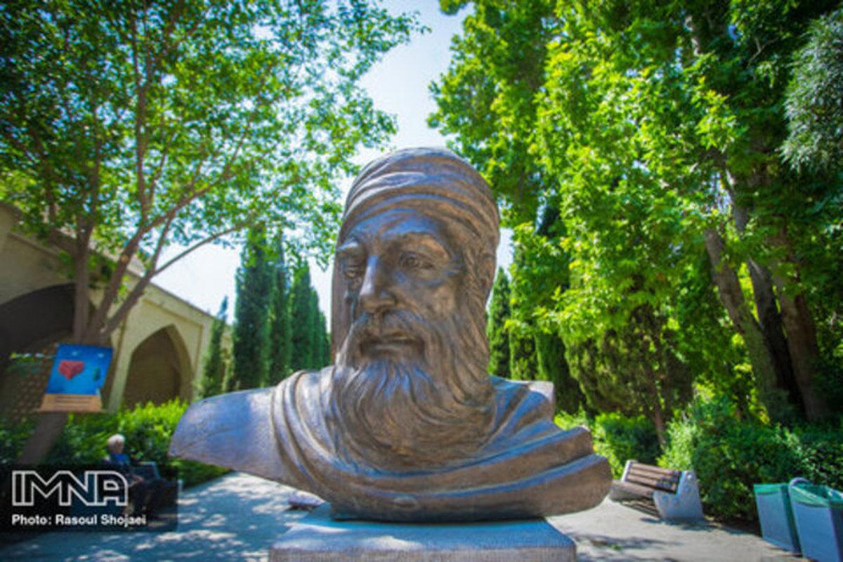 آرامگاه صائب تبریزی در محلۀ لُنبان  +عکس
