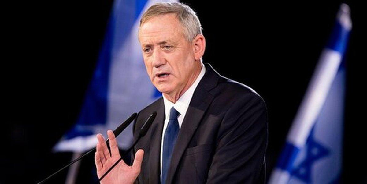 گانتس: اسرائیل از درون ضعیف است