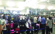 مسافران ایرانی سرگردان فرودگاههای خارجی