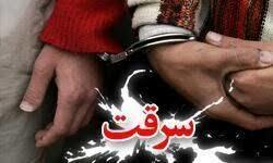 قتل  | سارقان سرقت از طلافروشی تبریز دستگیر شدند