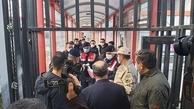 21 زندانی بین ایران و ترکیه در مرز بازرگان مبادله شدند