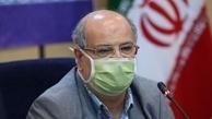 افزایش بستریهای کرونا در تهران