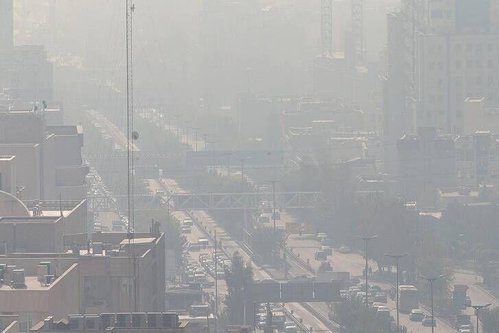 آلودگی هوا | میزان سرب هوای تهران در چه فصلهایی بیشتر است؟
