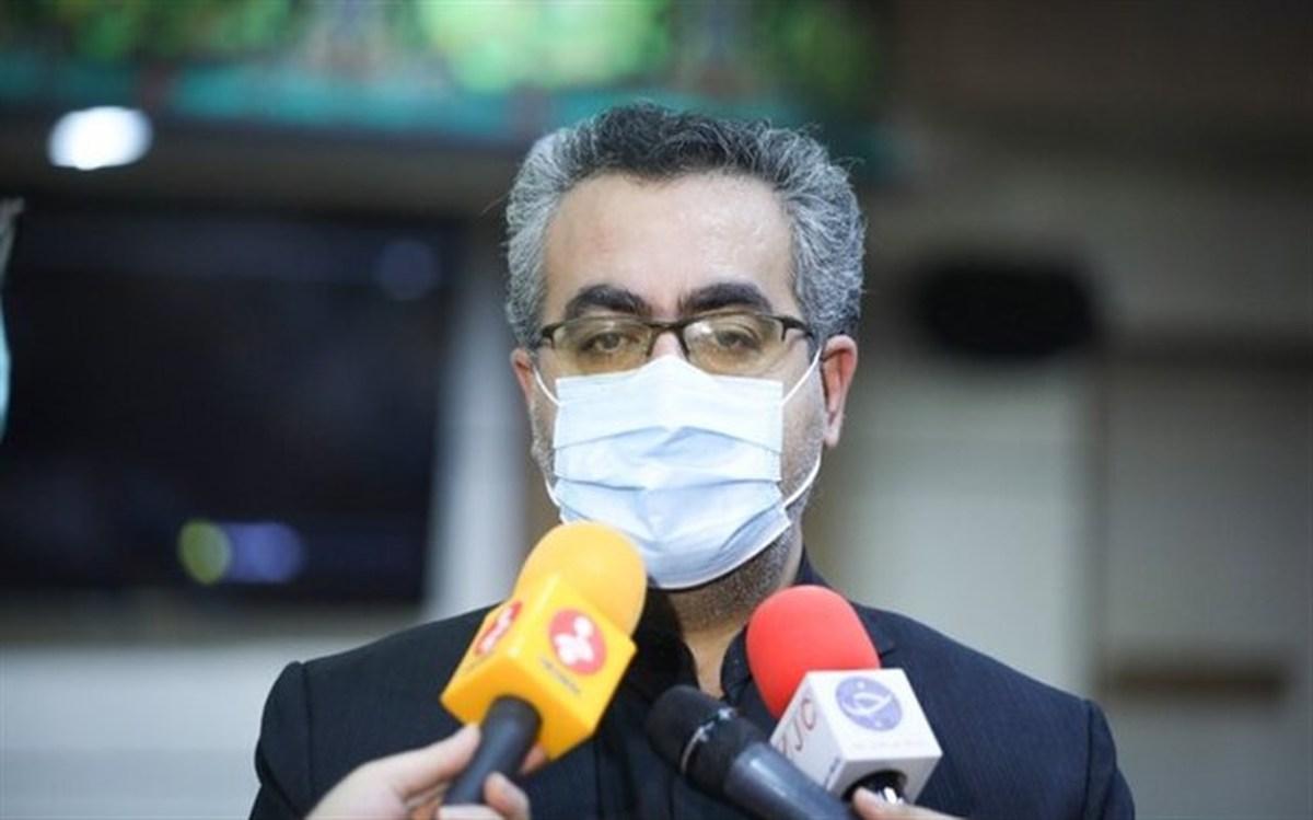 جهانپور: برای تایید مجوز مصرف واکسن وزارت بهداشت تحت فشار نیست