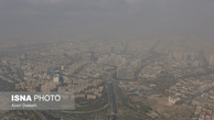 افزایش غلظت آلاینده ها در هوای پایتخت