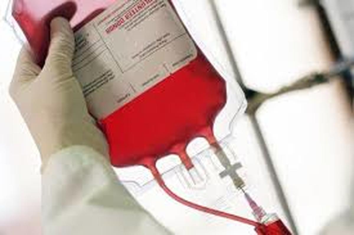 کاهش شدید ذخایر خونی در استان گلستان