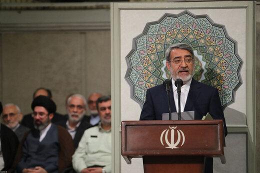 نامه وزیر کشور به رهبر انقلاب