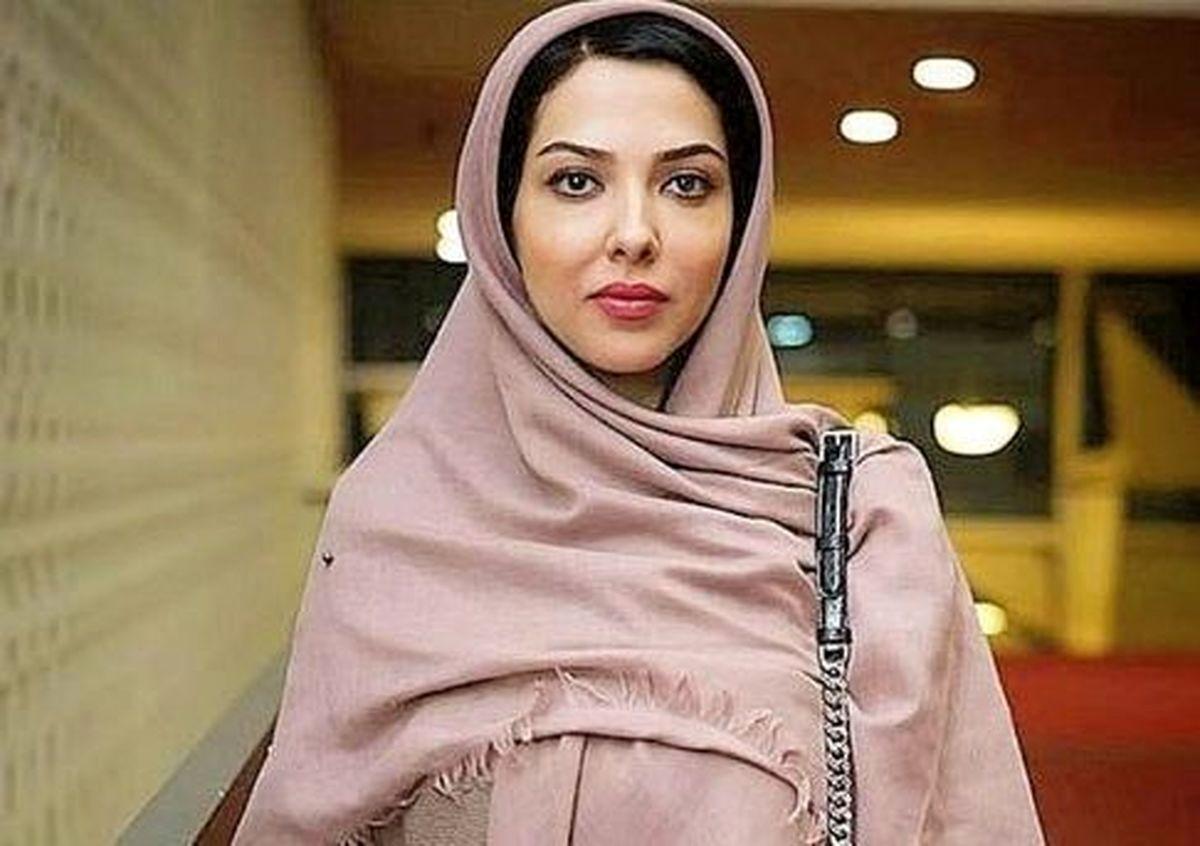 بازیگر جنجالی ایرانی بسیار شاکی شد