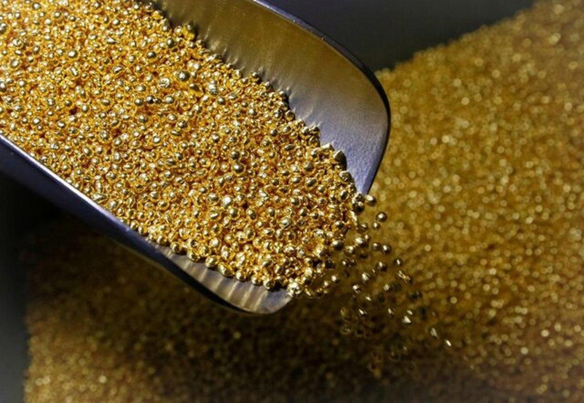 طلای جهانی ارزانتر شد