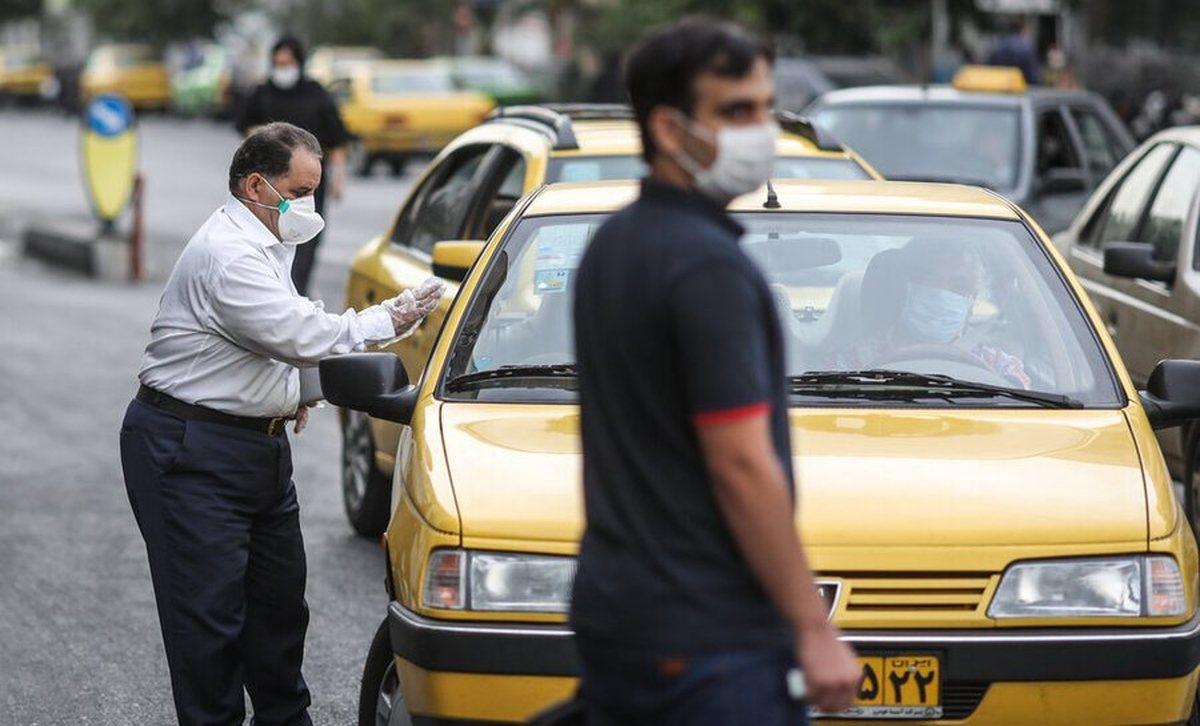 فوت ۷۰۰ راننده تاکسی براثر کرونا