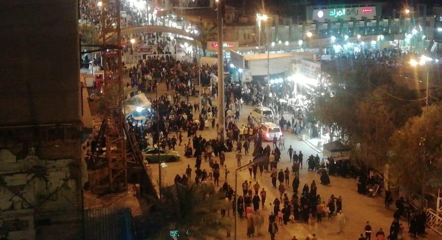 انفجار در مسیر زائران حرم امام کاظم