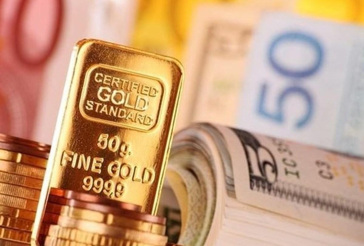 قیمت طلا، سکه و ارز امروز چهارشنبه 18 فروردین 1400| دلایل اصلی نوسان نرخ طلا، سکه و ارز در بازار