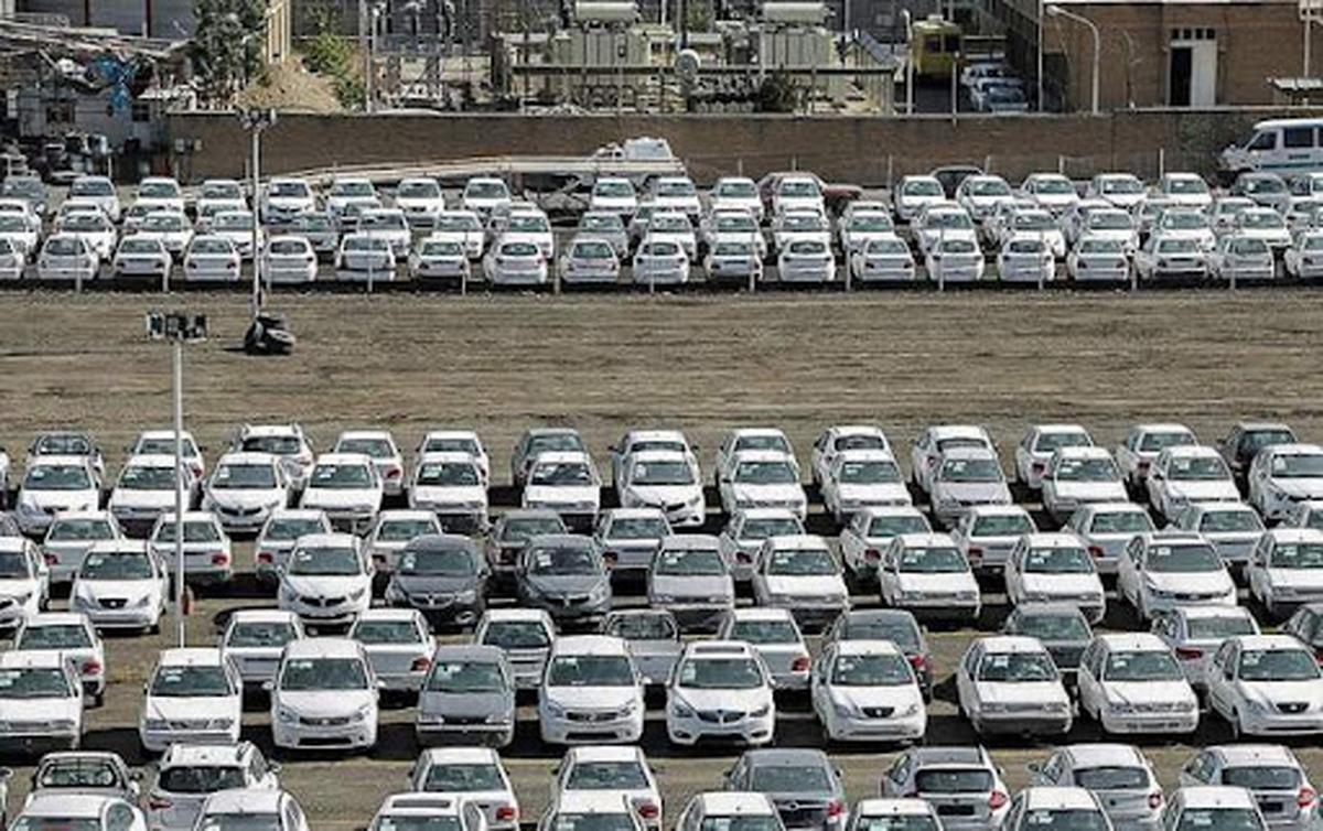 رسوب ۱۴۰هزار خودرو در پارکینگ خودروسازها