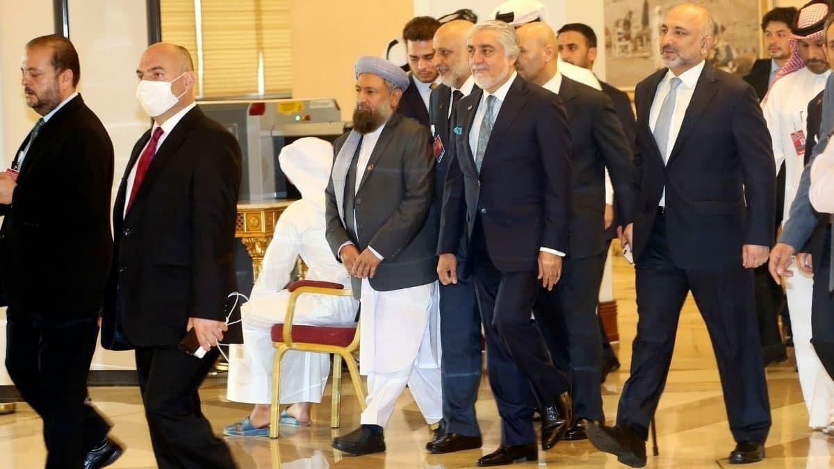 مذاکرات صلح افغانستان در قطر از سر گرفته شد