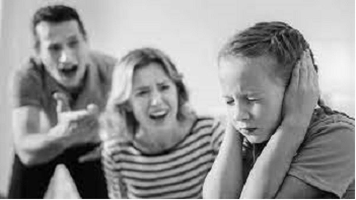 پنج رفتار سمی در والدین