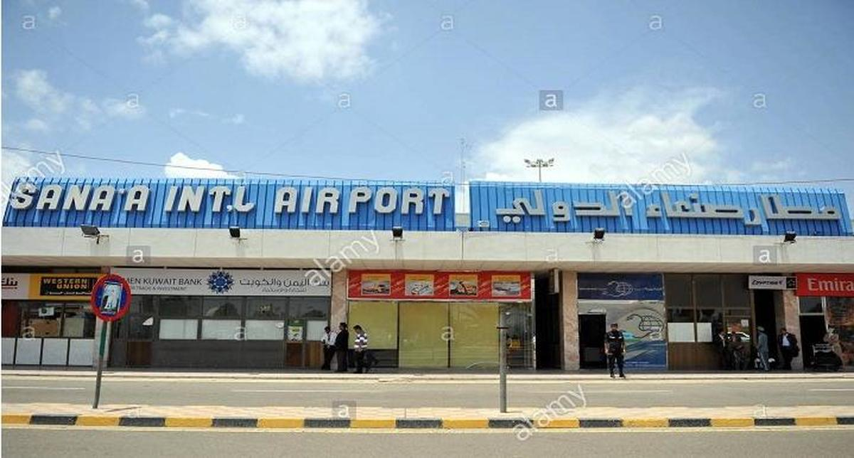 فرودگاه | مرگ بیش از ۸۰ هزار بیمار باتعطیلی فرودگاه صنعا
