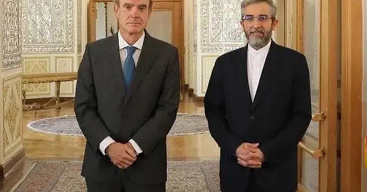 تاریخ دقیق مذاکرات هفته بعد اعلام خواهد شد+جزئیات دیدار علی باقری  با مقامات اتحادیه اروپا