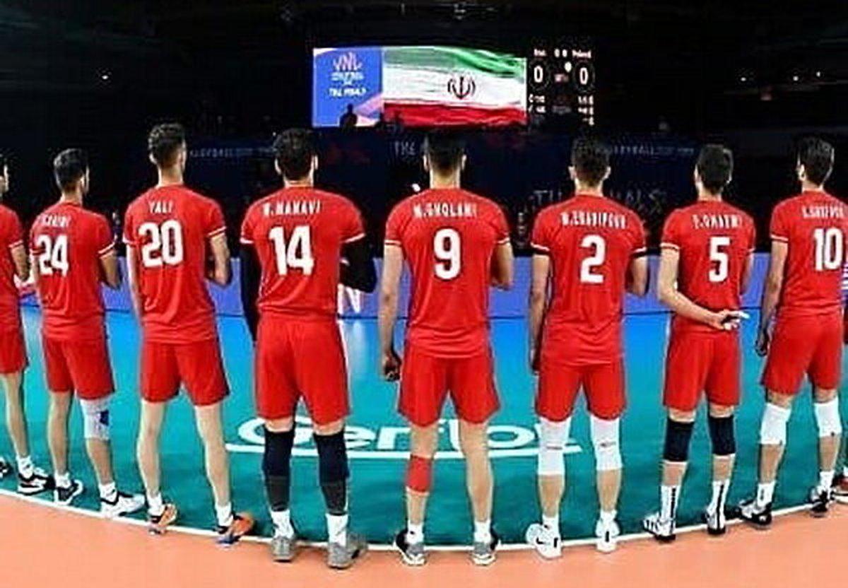 پست اینستاگرامی سخنگوی وزارت خارجه در آستانه لیگ ملتهای والیبال