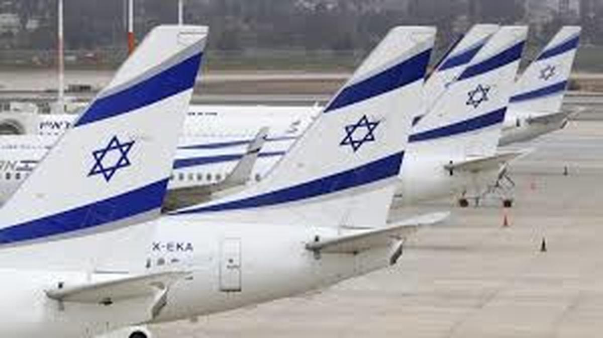 اردن و اسرائیل برای انجام پروازهای تجاری توافق کردند