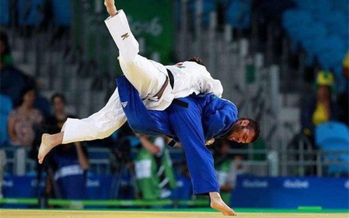 کسب مدال نقره توسط جودوکاران پارالمپیکی در گرندپری باکو
