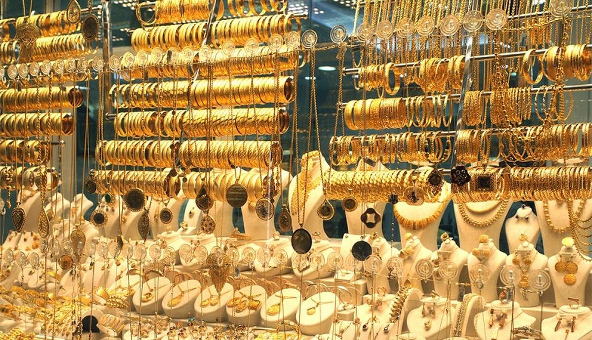 سقوط سنگین قیمت طلا