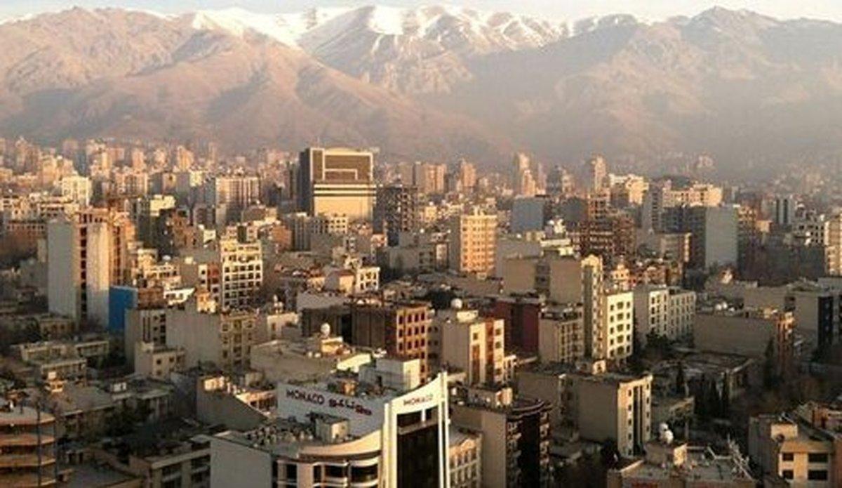 هر متر مربع مسکن در تهران چند است؟| نرخ هر متر مربع مسکن در تهران