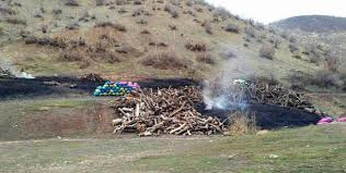 آتشسوزیهای مراتع و جنگلهای خوزستان بهصورت «عمدی»