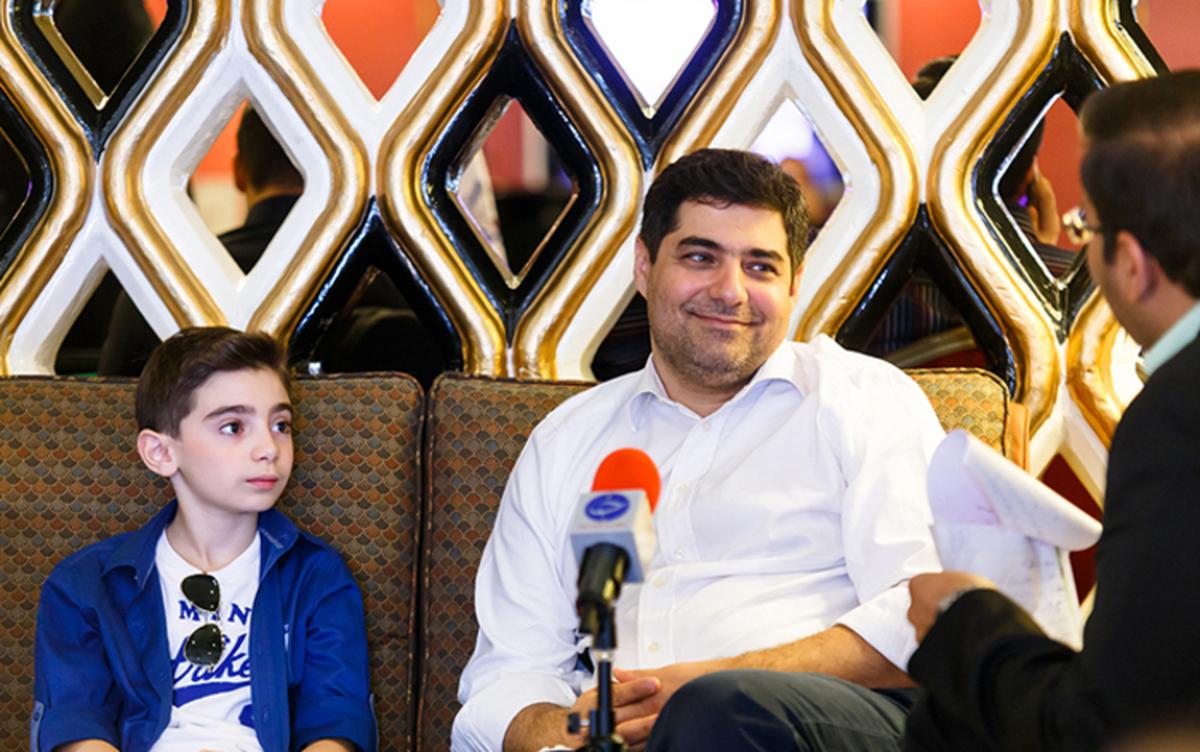 شهرام جزایری به دلیل یک پرونده مالی در زندان است