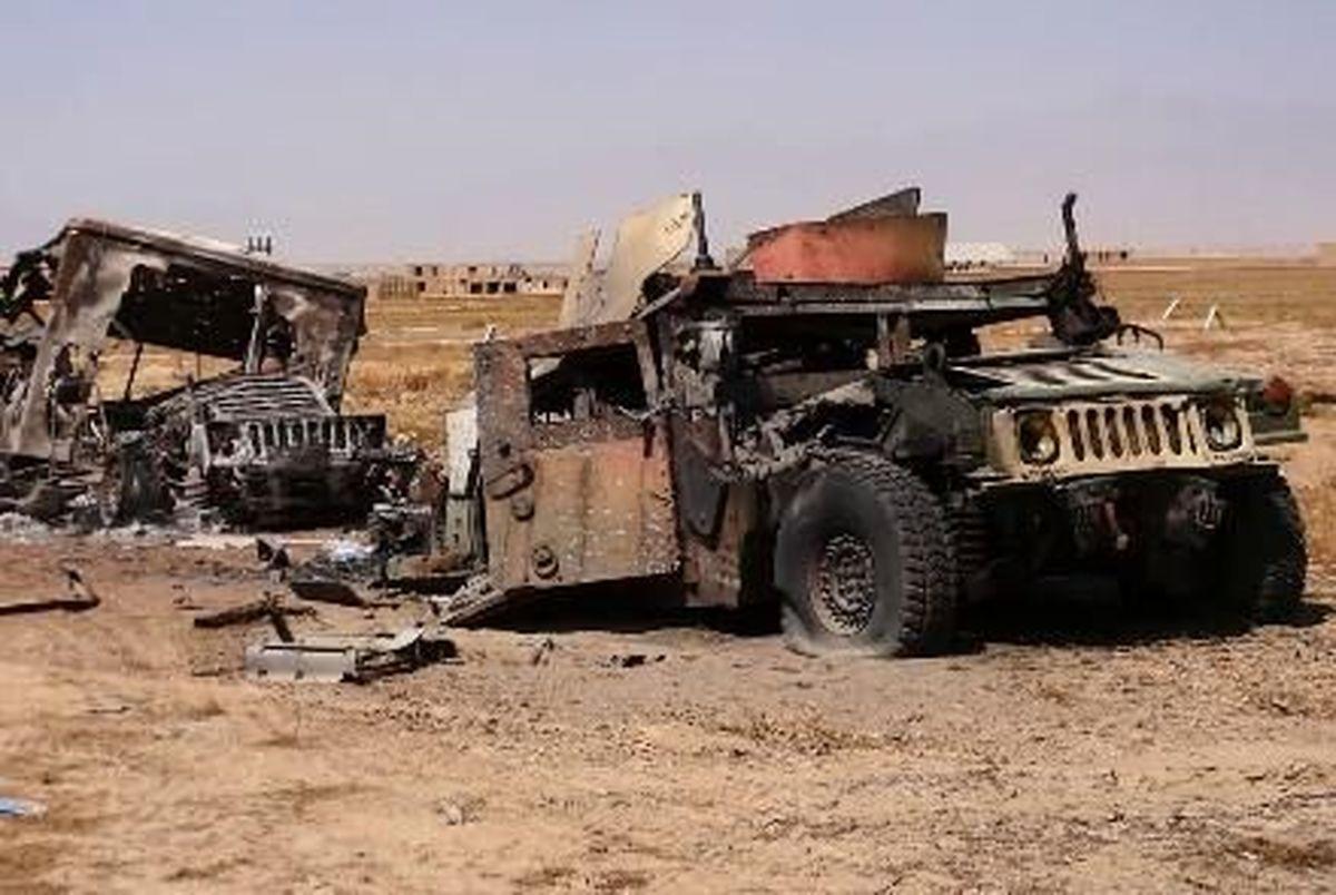 طالبان: سیا تمام تجهیزات آمریکا در افغانستان را منهدم کرد