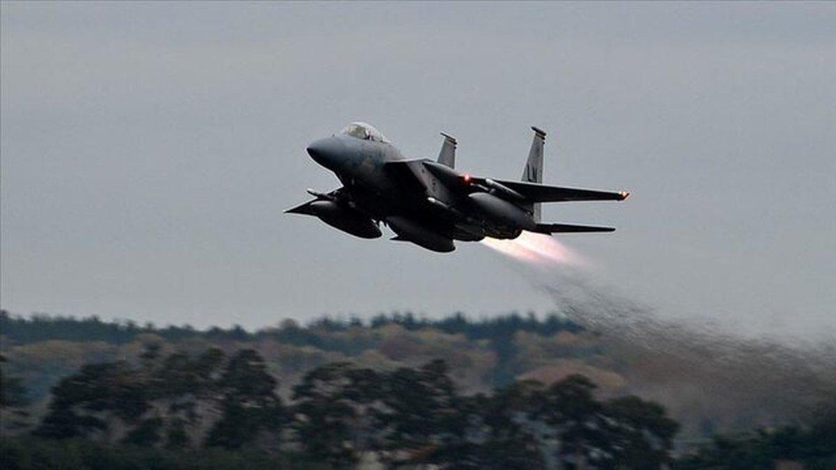 ورود ۴ فروند جنگنده آمریکا  به افغانستان