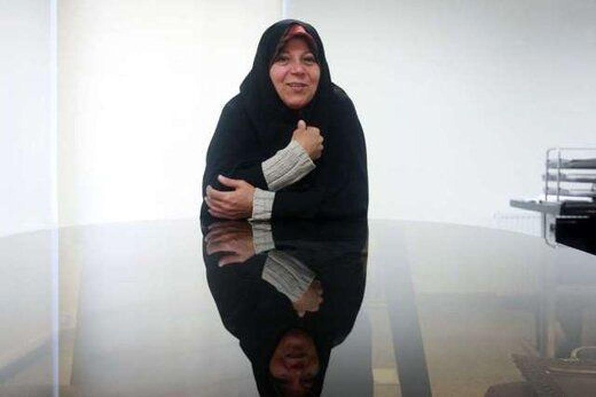 فائزه هاشمی آینده حسن روحانی را پیش بینی کرد