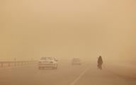 توفان شن با سرعت ۱۰۴ کیلومتر بر ساعت سیستان را درهم کوبید