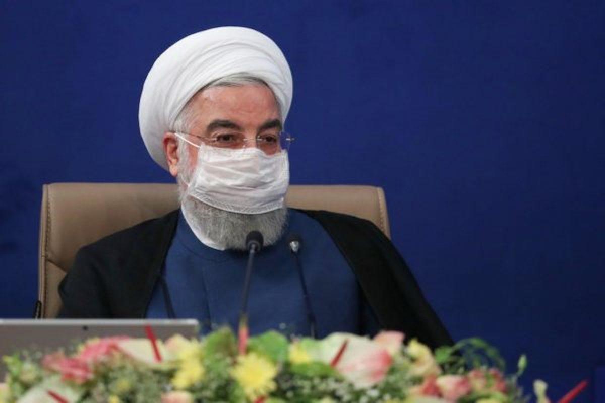 رئیس جمهور: بیاحترامی به پیامبر ضداخلاق است | همه مسلمانان و خانواده اهل قبله در کنار هم هستند