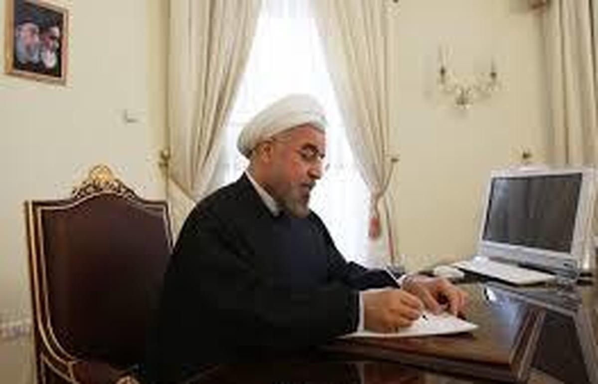 روحانی به سید محمد خاتمی پیام تسلیت داد