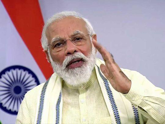 سخنرانی ویدئویی نخست وزیر هند درباره ایران