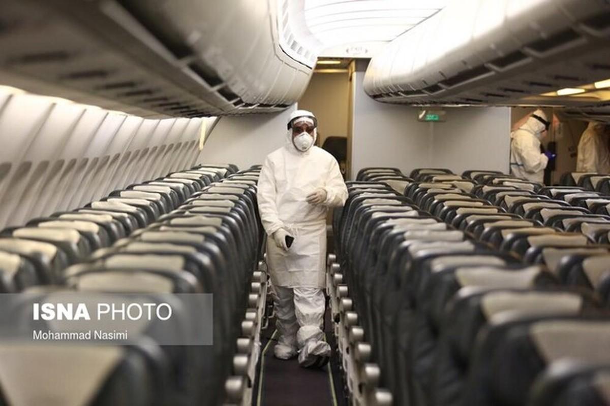 سازمان هواپیمایی: پس از ممنوعیت یک مسافر هم از انگلیس نداشتیم